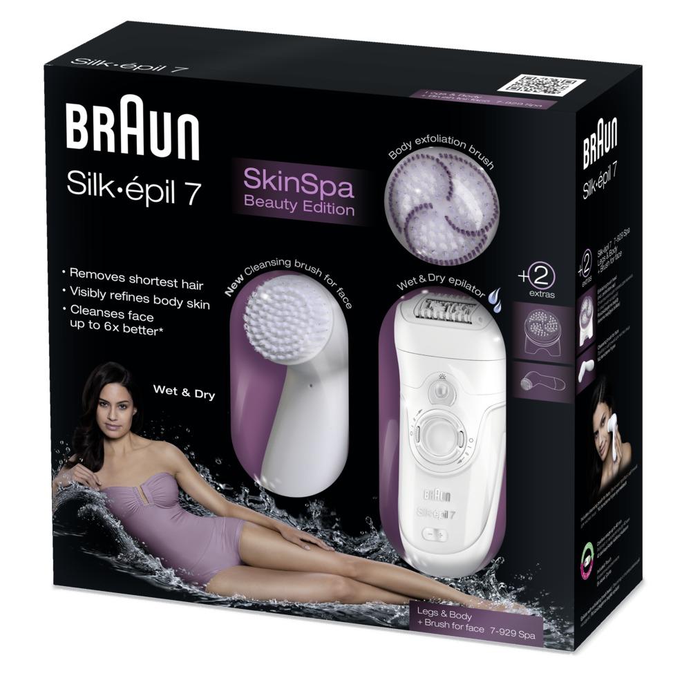 Braun представил бьюти-набор Silk-épil SkinSpa Face & Body Care - фото №1