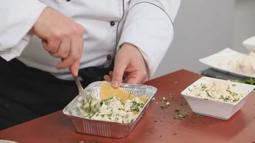 Рецепт приготовления рикотты и лазаньи с рикоттой - фото №7