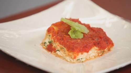 Рецепт приготовления рикотты и лазаньи с рикоттой - фото №14