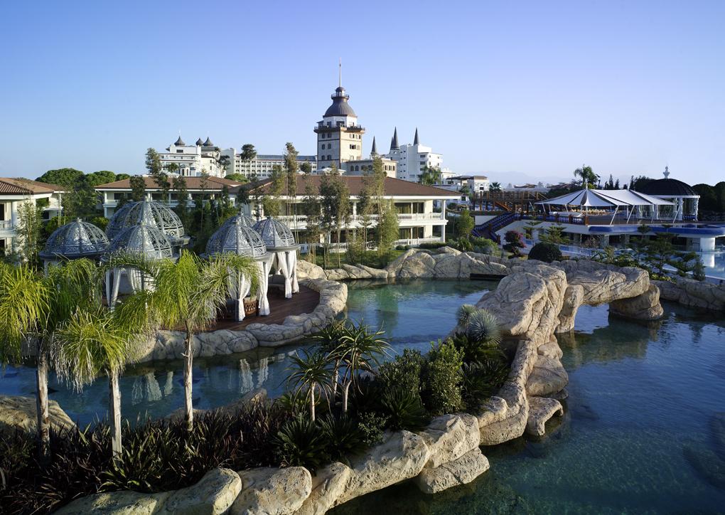 Лучшие отели мира: Mardan Palace - фото №5