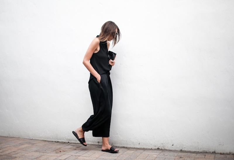 Тренд: модные брюки-кюлоты - фото №17