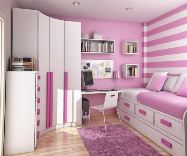 комната для дочери-подростка