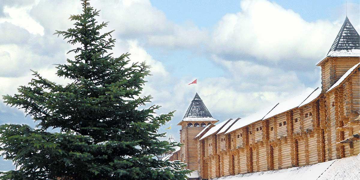 В Киеве открывается главная резиденция Деда Мороза - фото №1