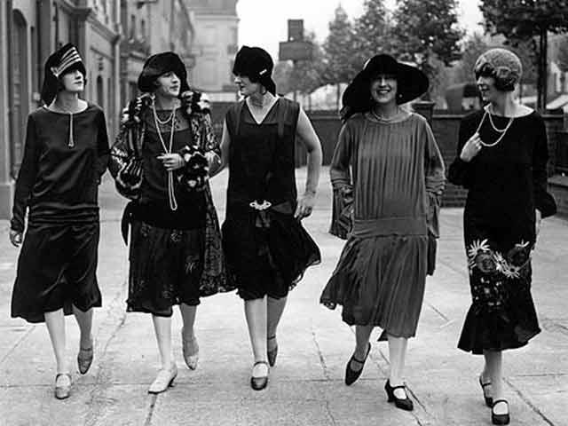 Тренд: 1920-е года - фото №1