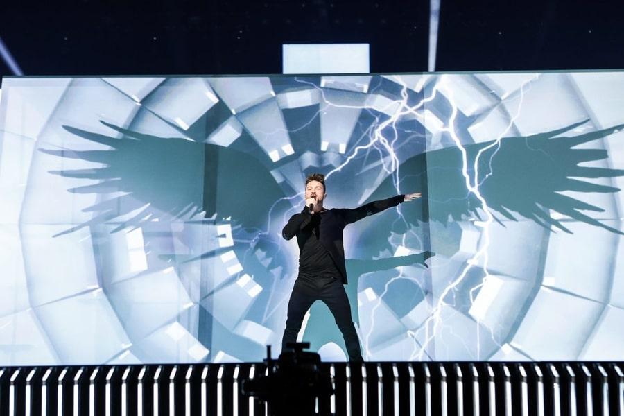 Лазарев Евровидение 2016