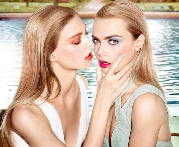 Обзор летних коллекций макияжа от известных брендов - фото №12
