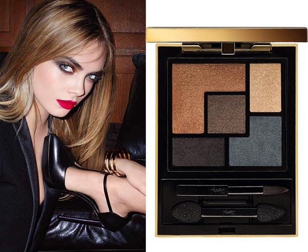 Осенние коллекции макияжа от известных брендов - фото №21