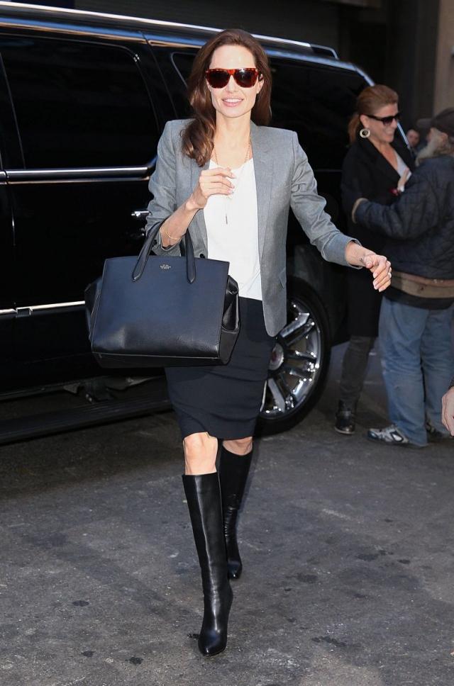 Стало известно, почему Анджелина Джоли не может избавиться от болезненной худобы (ФОТО) - фото №3