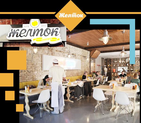 Где позавтракать в Киеве: Желток, Lucky Luciano и Barbara bar - фото №1