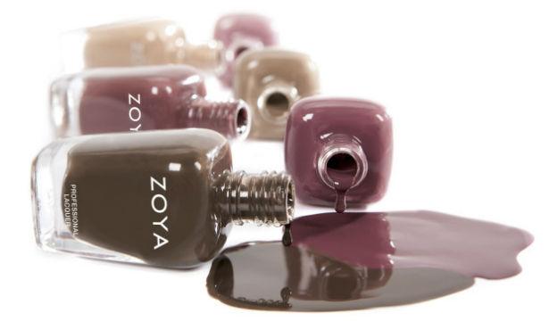 Обзор осенних коллекций лаков для ногтей 2014 - фото №8