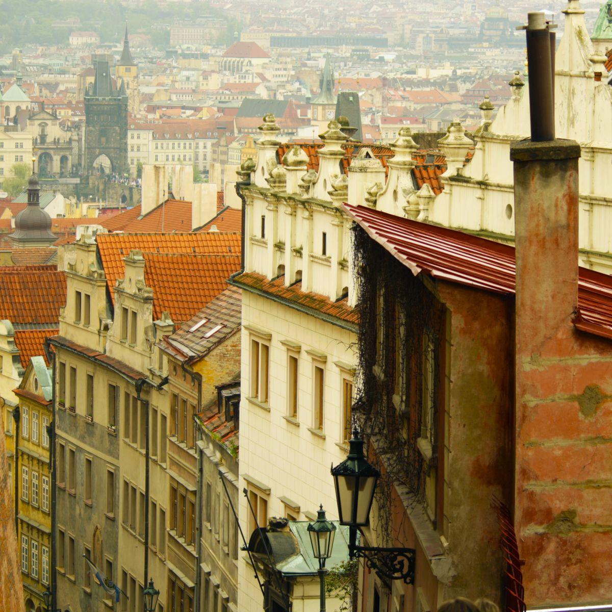 Сказочная Прага: что посмотреть туристу - фото №1