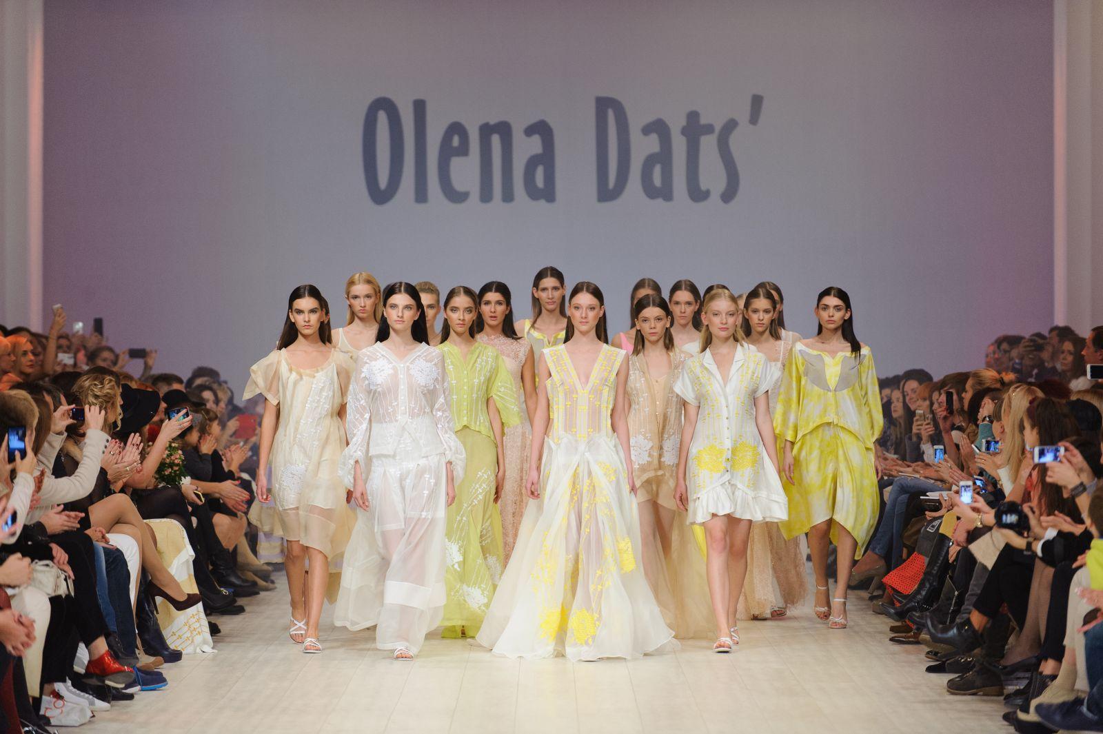 UFW: коллекция Olena DATS`, весна-лето 2015 - фото №1