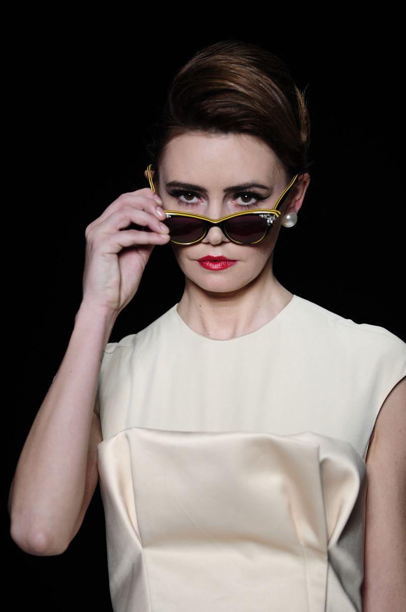 Рената Литвинова представила коллекцию в стиле ретро - фото №4