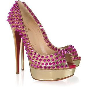 Вечная классика: туфли Christian Louboutin - фото №7