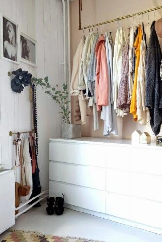 правильное хранение вещей в доме