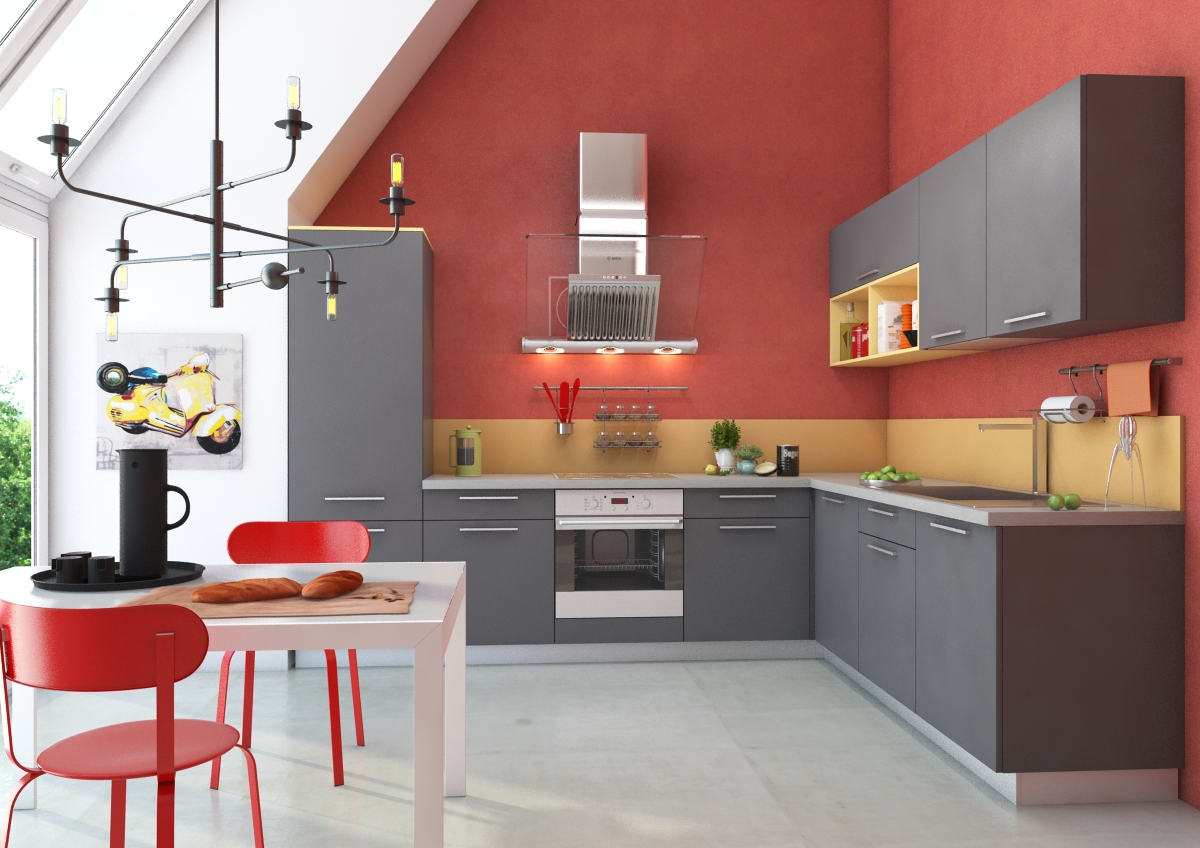Советы по оптимизации кухонного пространства - фото №2