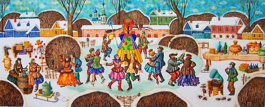 Масленица 2015: традиции четвертого дня - фото №1