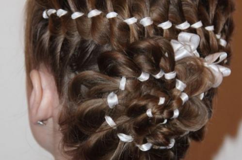 Какую прическу сделать на последний звонок: лучшие прически на длинные и средние волосы (ФОТО) - фото №13