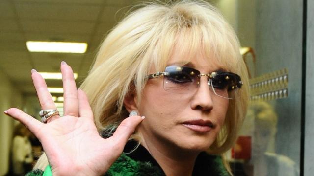 Ирина Аллегрова попрощалась со сценой