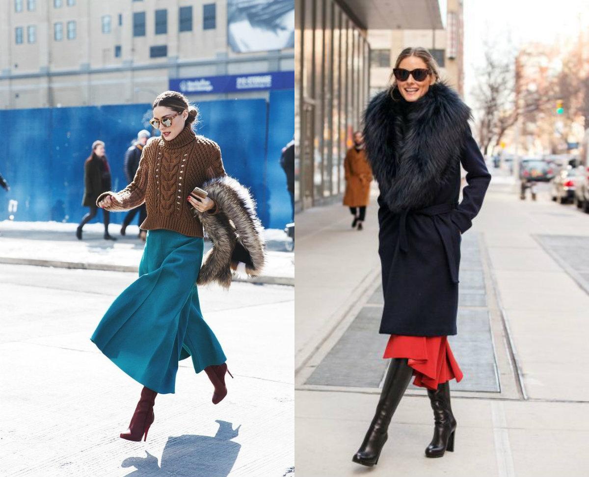 Женская мода Модные тенденции в 94
