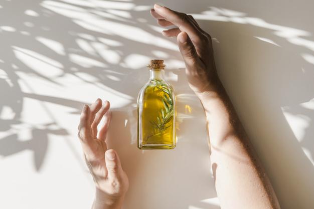 Оливковым маслом при сексе