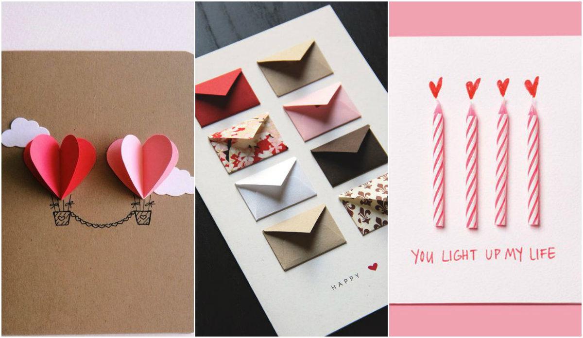 Анимации, как сделать открытку своими руками для любимого человека