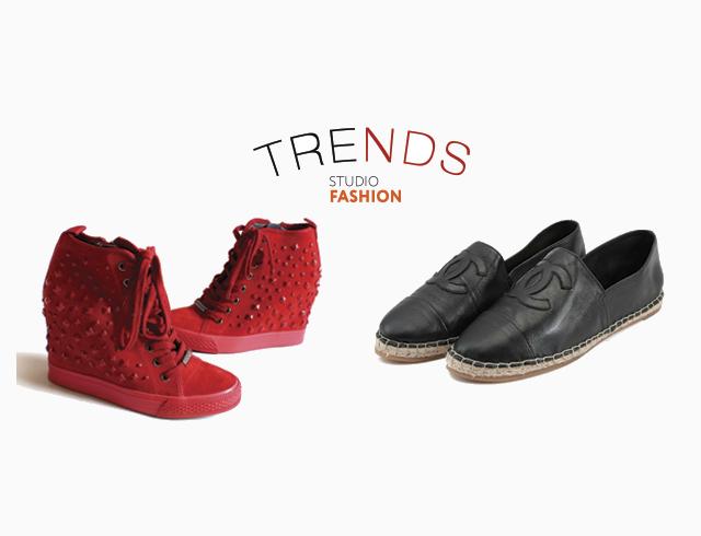6bbbc9902819 Модная обувь 2016  что будет модно весной и летом 2016
