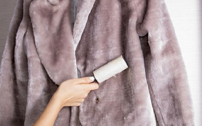 Как почистить искусственную шубу в домашних условиях