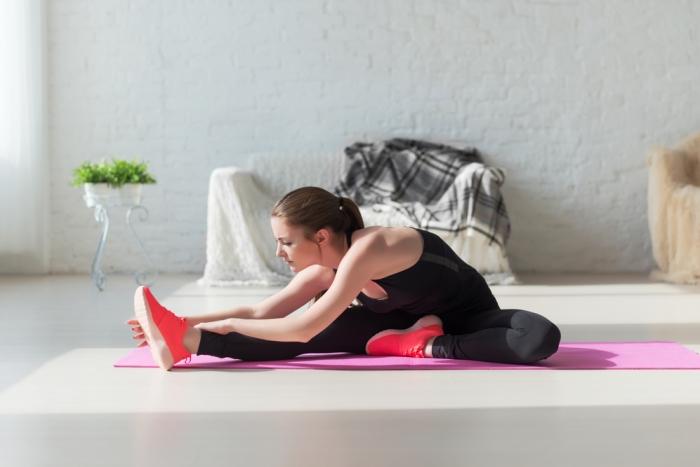 Утренняя зарядка для похудения. Держим себя в форме каждый день.