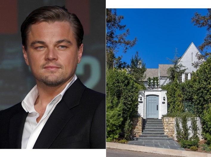 Звездная недвижимость: Леонардо Ди Каприо купил роскошный дом в Лос-Ан