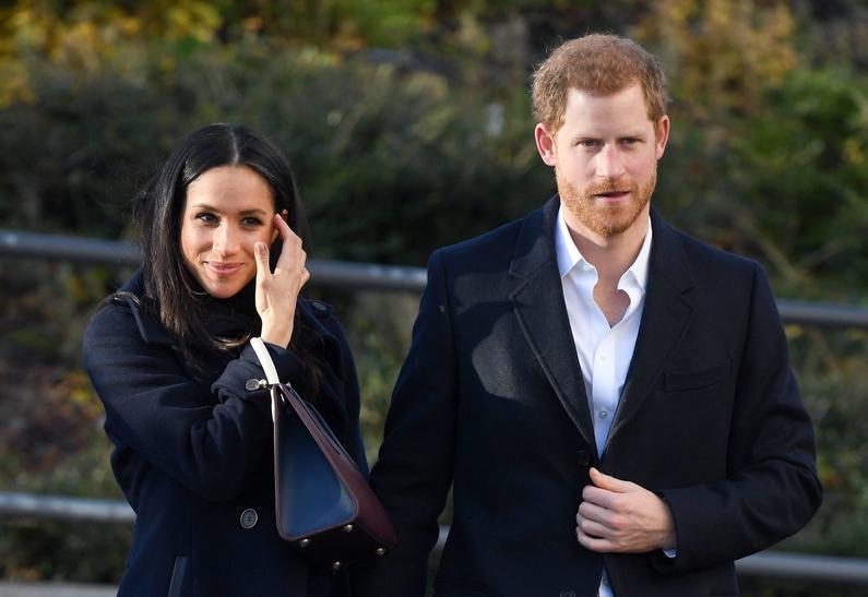 Как Меган Маркл и принц Гарри проведут ночь перед свадьбой: новые подр