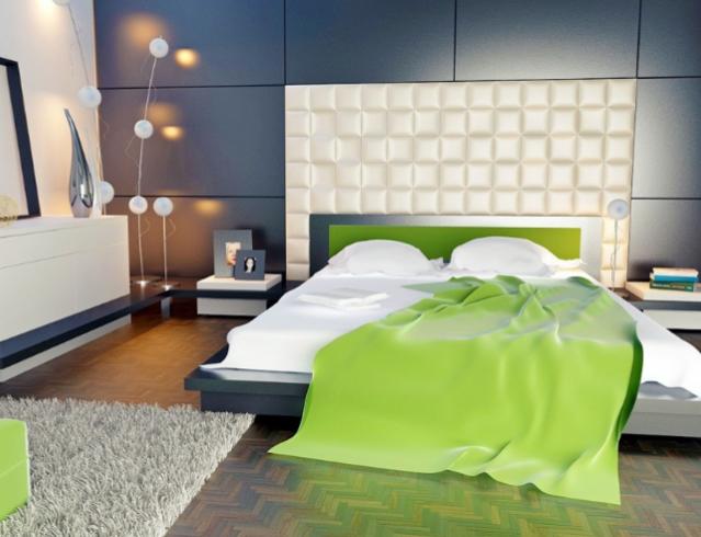 Как оформить спальню по правилам фэншуй