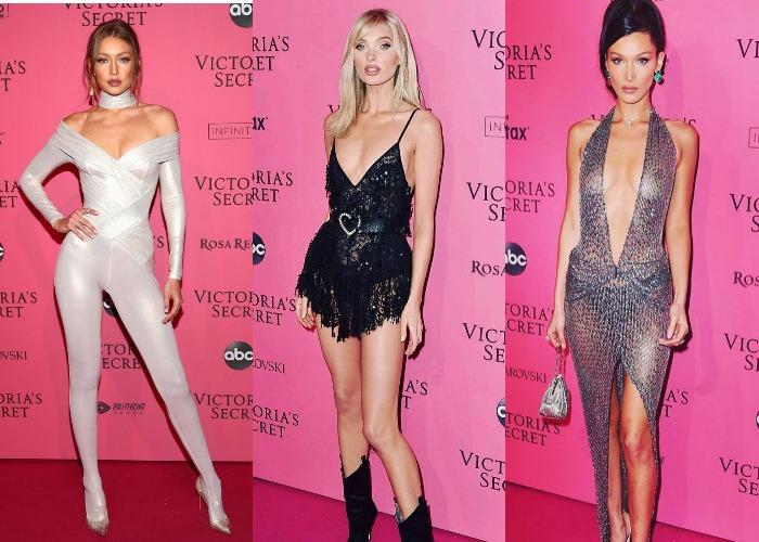 Сестры Хадид, Кэндис Свейнпол и другие: 'ангелы' Victoria's Secret бле
