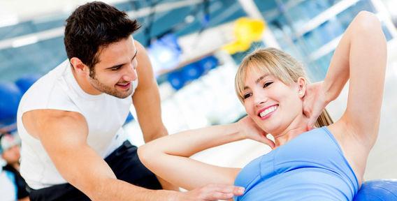 Как познакомиться с мужчиной в спортзале - фото №1