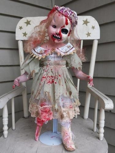 страшные куклы на хэллоуин 2016
