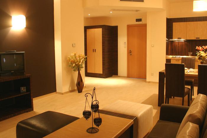 Лучшие отели мира: Majestic Hotel & Residence 4* - фото №4