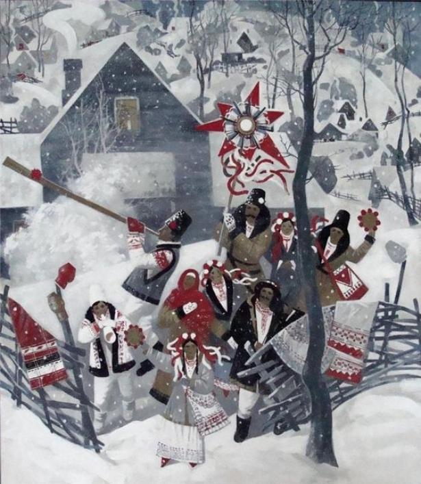 колядки на рождество хозяйке