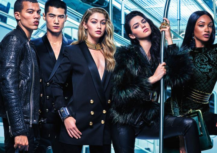 На низком старте: все вещи из коллекции H&M и Balmain
