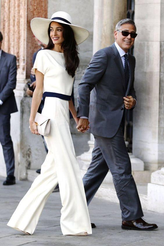 Официально: Джордж Клуни рассказал о будущей двойне и назвал дату родов - фото №1