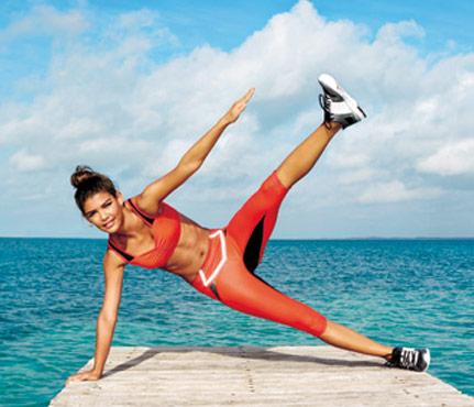 Фитнес на пляже: топ 10 упражнений - фото №4