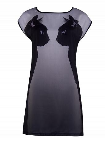 Модные платья сезона осень-зима 2013-2014: что, где, почем - фото №20