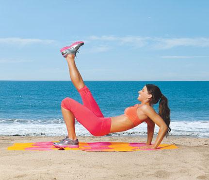 Фитнес на пляже: топ 10 упражнений - фото №6