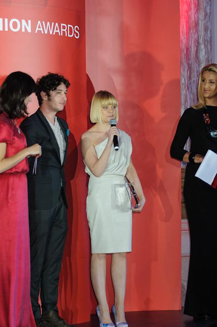 BEST FASHION AWARDS-2013: награждение модных деятелей Украины - фото №1
