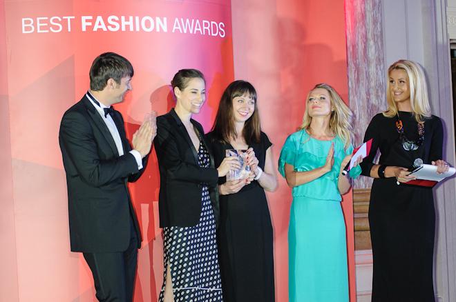 BEST FASHION AWARDS-2013: награждение модных деятелей Украины - фото №2