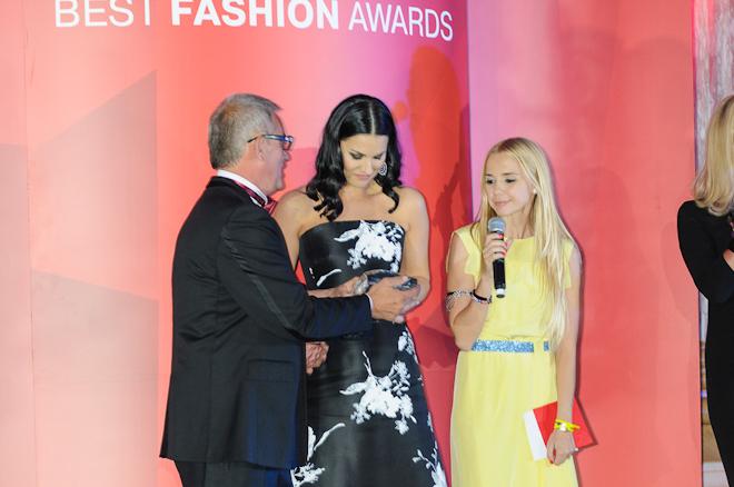 BEST FASHION AWARDS-2013: награждение модных деятелей Украины - фото №4