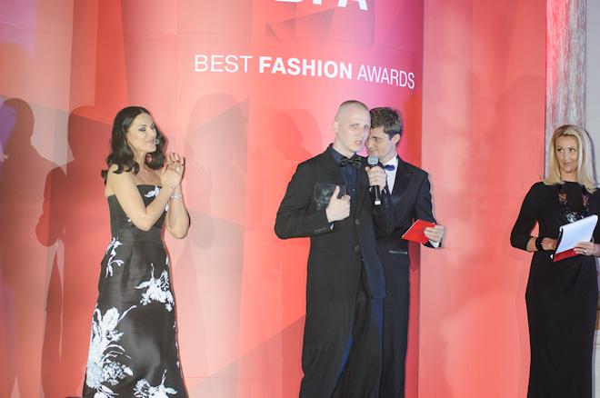 BEST FASHION AWARDS-2013: награждение модных деятелей Украины - фото №6
