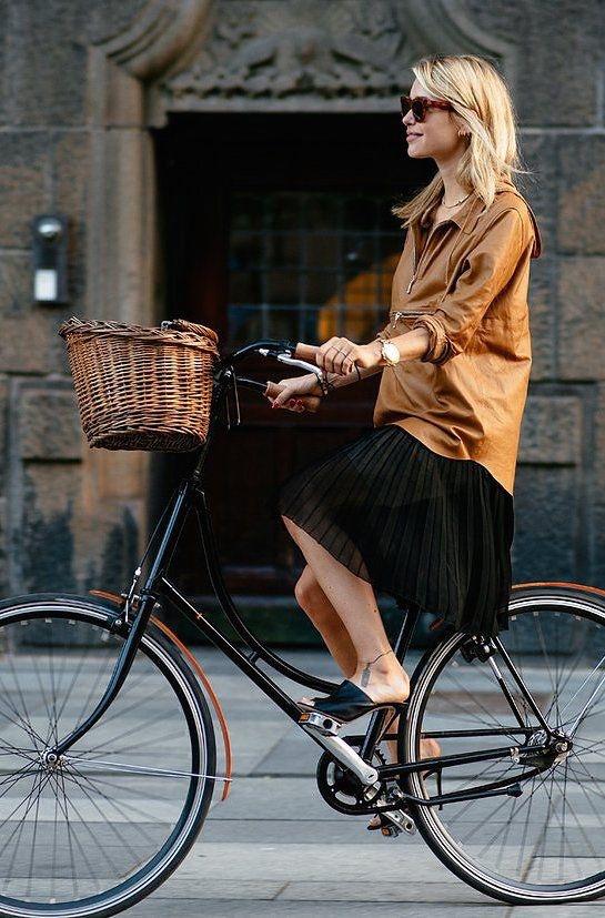 В Киеве научат безопасно кататься на велосипеде по городу
