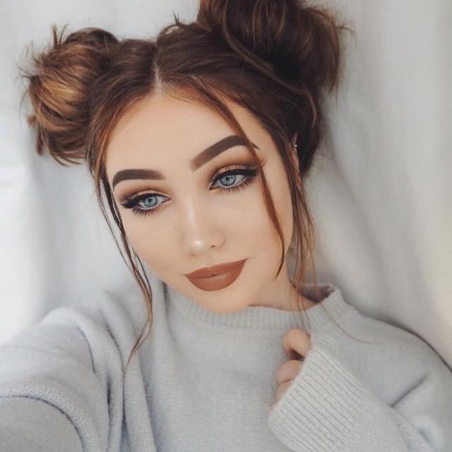 идеи макияжа
