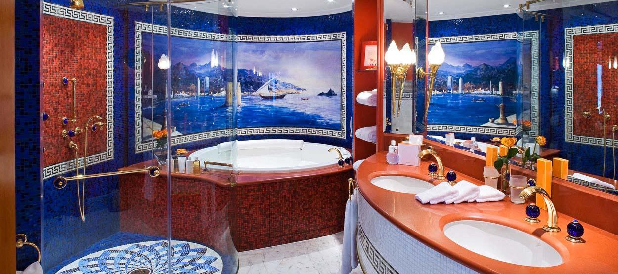 Лучшие отели мира: Hotel Burj Al Arab - фото №5