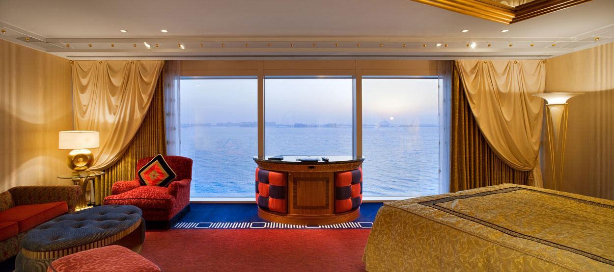 Лучшие отели мира: Hotel Burj Al Arab - фото №4